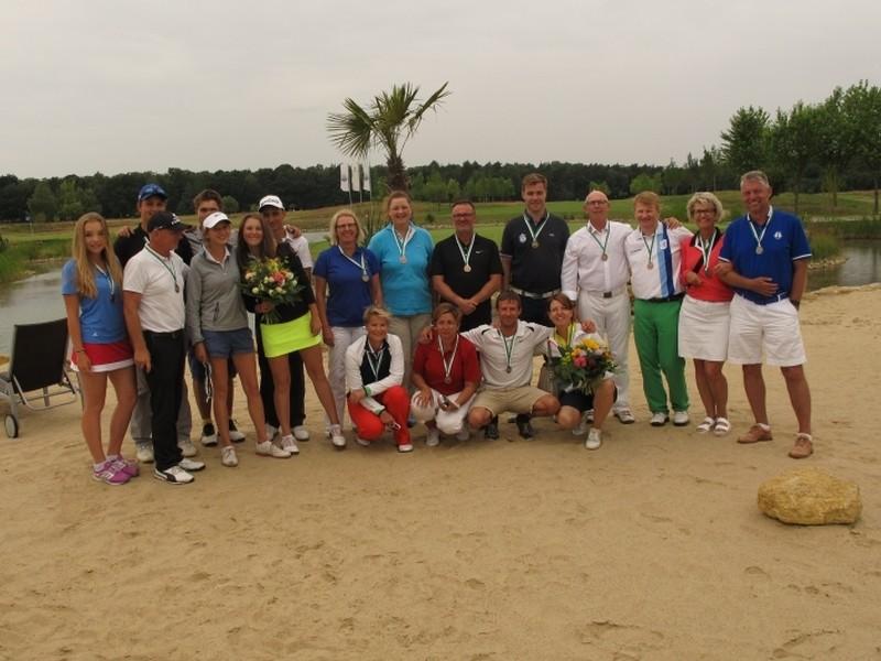 GVST Einzelmeisterschaften 11.-12.07.2015