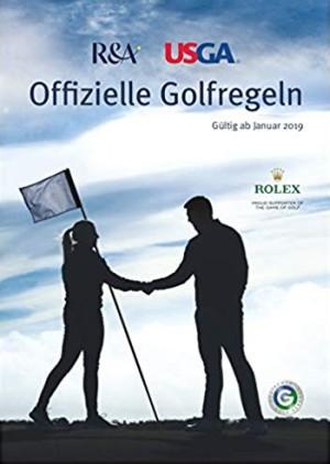 Offizielle Golfregeln ab 2019